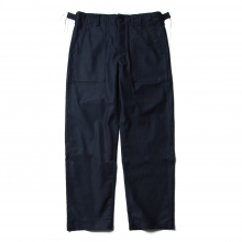 ENGINEERED GARMENTS / エンジニアドガーメンツ | EG Workaday Fatigue Pant - Cotton Reversed Sateen - Dk.Navy