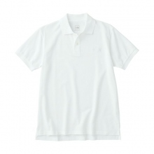 THE NORTH FACE / ザ ノース フェイス | S/S Cool Business Polo - White × White
