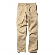 SASSAFRAS / ササフラス | SPRAYER PANTS - West Point - Beige ★
