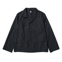 DESCENTE PAUSE / デサントポーズ | UTILITY SHIRT - Black
