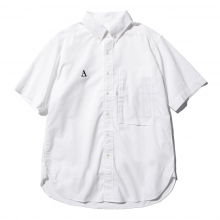 ....... RESEARCH | QD Shirt S/S - 速乾- White