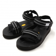 Mt RAINIER DESIGN / マウントレイニアデザイン | MR51769 MTR × SUICOKE - REFLECT CEL-VMR SANDALS - Black