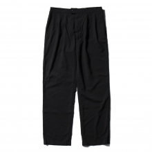 ENGINEERED GARMENTS / エンジニアドガーメンツ | Emerson Pant - Tropical Wool Cordura - Black