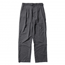 ENGINEERED GARMENTS / エンジニアドガーメンツ | Emerson Pant - Wool Glen Plaid - Charcoal