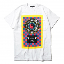 Dead Feelings / デッドフィーリングス | Dead Feelings - S/S Pocket Tee - Bagua - White
