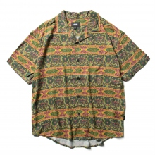 STUSSY / ステューシー | Baroque Shirt - Olive