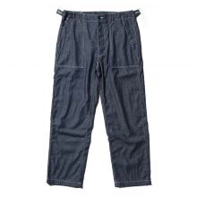 ENGINEERED GARMENTS | EG Workaday Fatigue Pant - 6.5oz Denim - Indigo