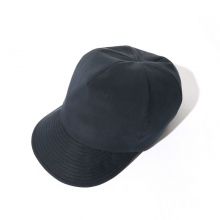 UNIVERSAL PRODUCTS / ユニバーサルプロダクツ | NINE TAILOR 6 PANNEL CAP - Navy
