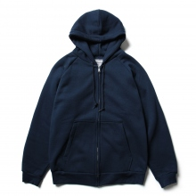 CAMBER / キャンバー | CAMBER 531 CHILL BUSTER ZIPPER HOODED (裏サーマル) - Navy