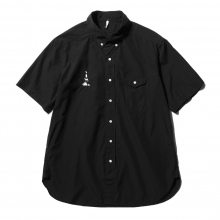 ....... RESEARCH | B.D. S/S - Cotton broad - Black