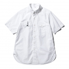 ....... RESEARCH | B.D. S/S - Cotton broad - White