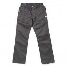 SASSAFRAS / ササフラス | FALL LEAF PANTS - West Ponit - Gray ★