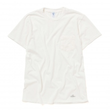 UNIVERSAL PRODUCTS / ユニバーサルプロダクツ | VELVA SHEEN 2PACK T-SHIRTS - White