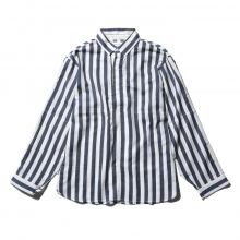 ....... RESEARCH | Sports Shirt - Navy ★