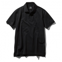 THE NORTH FACE / ザ ノース フェイス | S/S Cool Business Polo - K ブラック