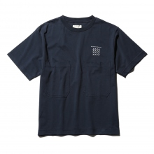 NEON SIGN / ネオンサイン | CRAFTERS T-SHIRT - Navy