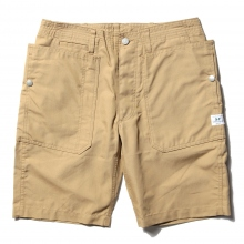 SASSAFRAS / ササフラス | FALL LEAF SPRAYER PANTS 1/2 - C/N Oxford 65/35 - Beige ★