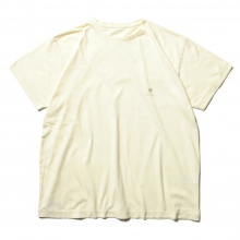 Porter Classic / ポータークラシック | H/W CLASSIC T-SHIRT TICKET TAG - Off White