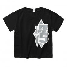 GOODENOUGH FOR KIDS / グッドイナフ フォー キッズ | PRINT TEE - 75 (KIDS) - Black