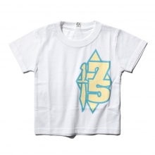 GOODENOUGH FOR KIDS / グッドイナフ フォー キッズ | PRINT TEE - 75 (KIDS) - White