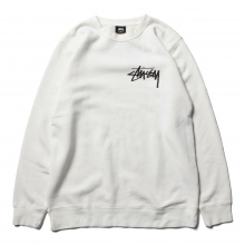 STUSSY / ステューシー | Stock Pig. Dyed Crew - Natural