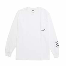 N.HOOLYWOOD / エヌハリウッド | 1201-CS37-089-pieces VANS LONG SLEEVE T-SHIRT - White