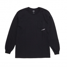 N.HOOLYWOOD / エヌハリウッド | 1201-CS37-089-pieces VANS LONG SLEEVE T-SHIRT - Black