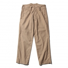 ....... RESEARCH | Officer Trousers - Beige