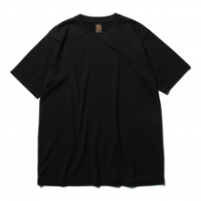 BATONER / バトナー | GIZA SUPER SOFT T-SHIRT (メンズ) - Black