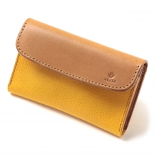 MOTO / モト | 被せ Card Case Combi CA2 - Yellow
