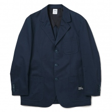 BEDWIN / ベドウィン | 3B CHINO TAYLOR JACKET 「MICHAEL」 - Navy