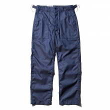 ENGINEERED GARMENTS / エンジニアドガーメンツ | EG Workaday Fatigue Pant - PC Denim - Indigo
