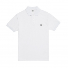 Mr.GENTLEMAN / ミスタージェントルマン | SOUVENIR POLO SHIRT - White
