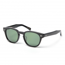 kearny / カーニー | wellington - Black / lens Dark Green