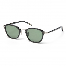 kearny / カーニー | wilbur - Black / lens Dark Green