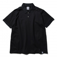 BEDWIN / ベドウィン | S/S POLO SHIRT 「TOUSSAINT」 - Black