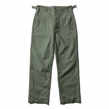 ENGINEERED GARMENTS / エンジニアドガーメンツ | EG Workaday Fatigue Pant - Cotton Reversed Sateen - Olive