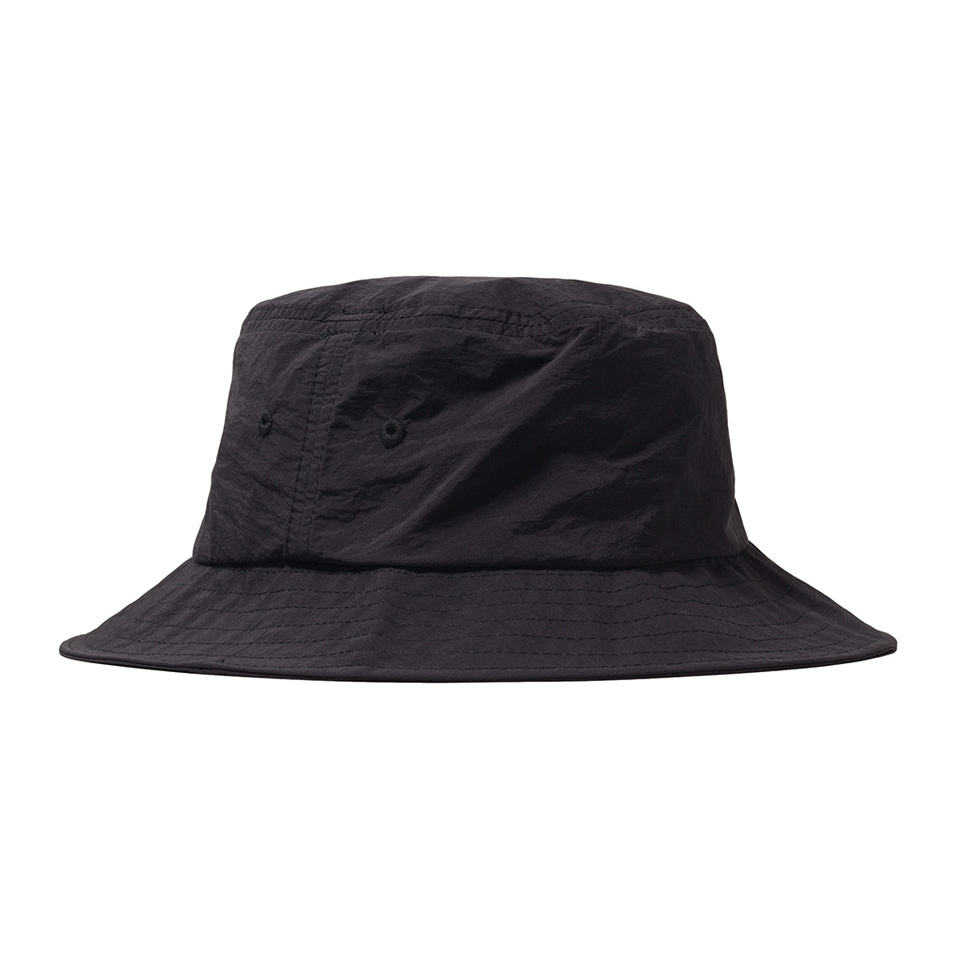 9e850ea139c HOME   STUSSY   キャップ・ハット   Crushable Stock Lock Bucket - Black. Previous  Next