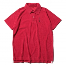 ....... RESEARCH | Pile Animal Polo - 動物刺繍 - Red