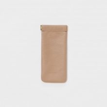 Hender Scheme / エンダースキーマ | soft glass case - Beige