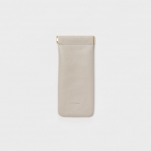 Hender Scheme / エンダースキーマ | soft glass case - Gray