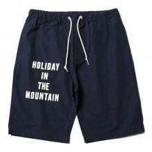 ....... RESEARCH | Baggy Shorts - H.I.T.M. - Navy