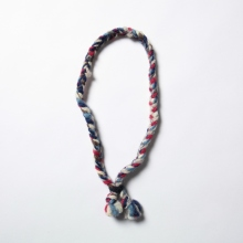 Porter Classic / ポータークラシック | H/W COWICHAN NECKLACE - Multi_6