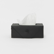 Hender Scheme / エンダースキーマ | tissue box case for cerebrity - Black