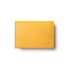 MOTO / モト | Card Case CA1 - Yellow