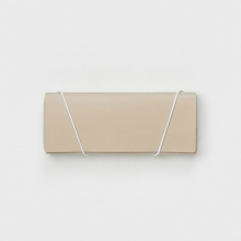 Hender Scheme / エンダースキーマ | assemble pen case - Beige