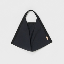 Hender Scheme / エンダースキーマ | origami bag small 3 layer nylon - Black