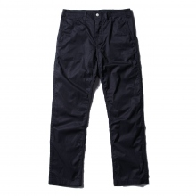 SASSAFRAS / ササフラス | SPRAYER PANTS - Gabardine - Navy