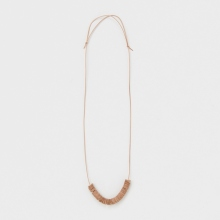 Hender Scheme / エンダースキーマ | not lying jewelry necklace - Natural