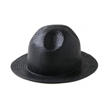 DELUXE CLOTHING / デラックス | BOND PAPER HAT - Black